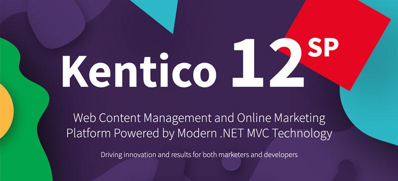 Image of kentico 12