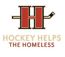 Hockey Helps the Homeless Testimonial Logo