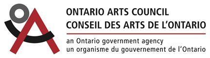 Ontario Arts Council Testimonial Logo