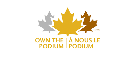 Own the Podium Logo