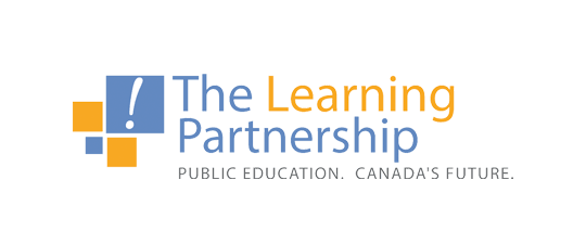 The Learning Partnership Testimonial Logo
